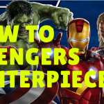 AVENGERS BIRTHDAY PARTY CENTERPIECES HOW TO MAKE