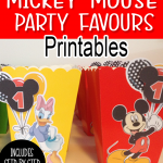 FREE MICKEY MOUSE PARTY FAVOR PRINTABLES