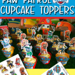 FREE PAW PATROL CUPCAKE TOPPERS AND WRAPPERS